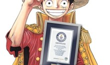 دخول One Piece موسوعة غينيس للأرقام القياسية