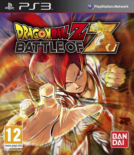 الإعلان على اللعبة Dragon Ball Z: Battle of Z